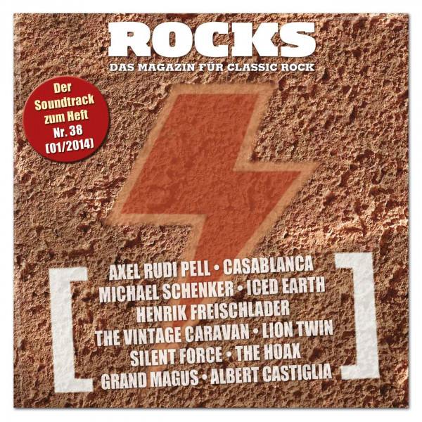 ROCKS-CD Nr. 38 (01/2014)