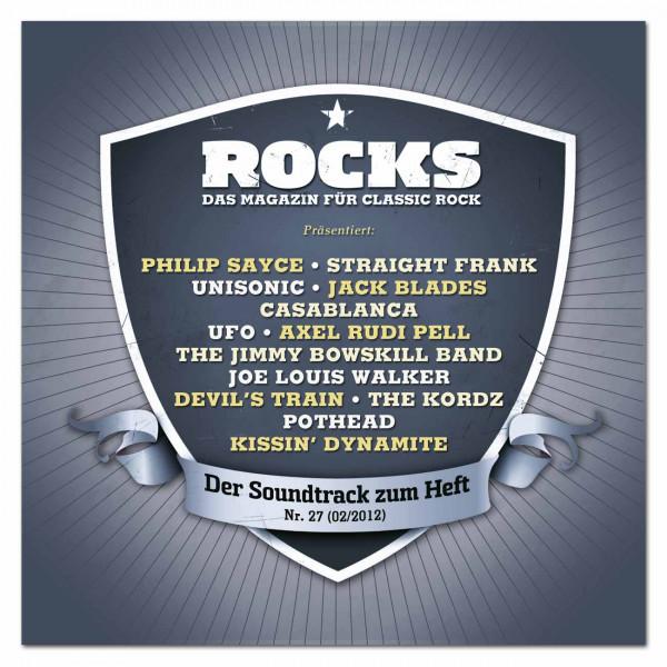 ROCKS-CD Nr. 27 (02/2012)