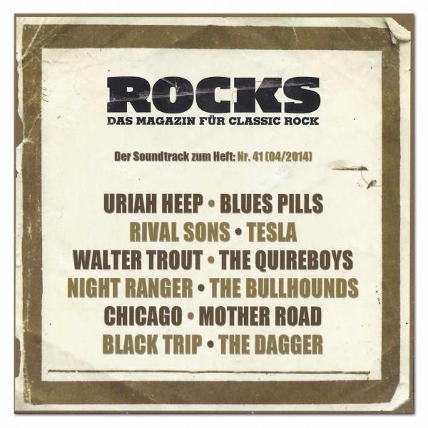 ROCKS-CD Nr. 41 (04/2014)