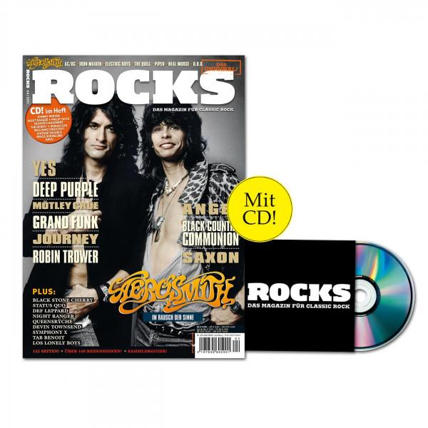 ROCKS Magazin 23 (04/2011) mit CD