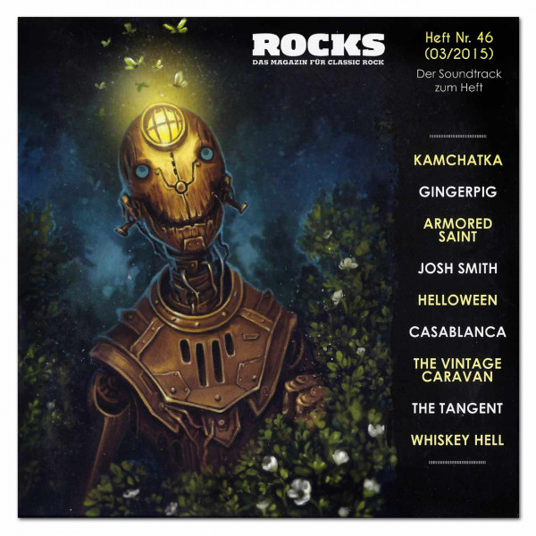 ROCKS-CD Nr. 46 (03/2015)
