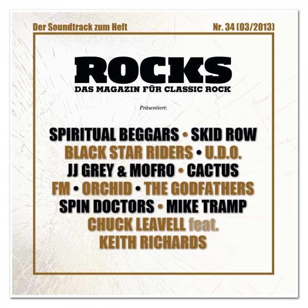 ROCKS-CD Nr. 34 (03/2013)