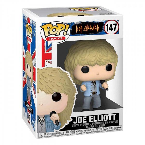 Def Leppards Joe Elliott als Funko Pop-Figur