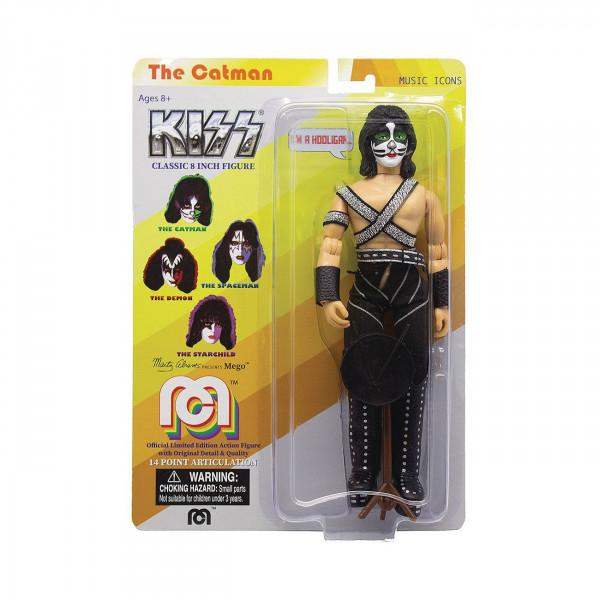 Kiss-Actionfigur: The Catman (Love Gun)