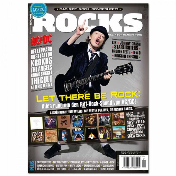 ROCKS-Sonderheft: Riff-Rock