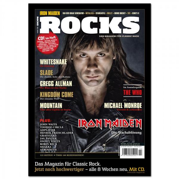 Iron Maiden-Poster in glänzender Bilderdruckqualität