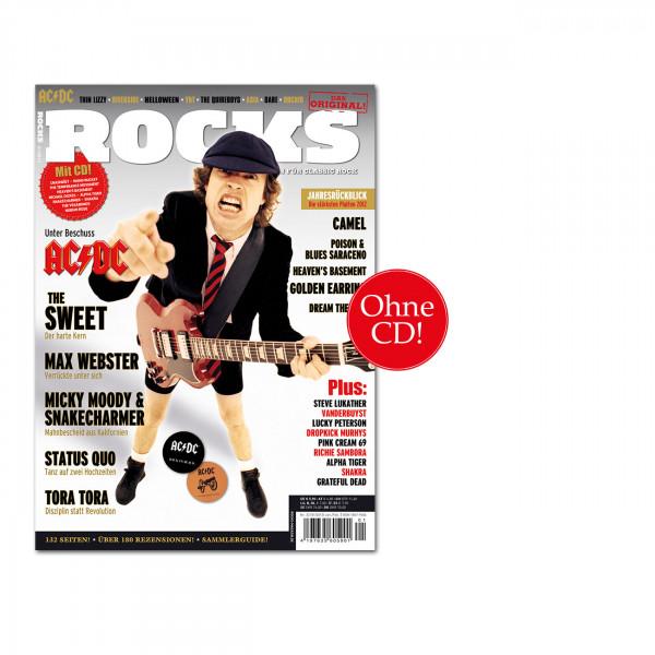 ROCKS Magazin 32 (01/2013) OHNE CD