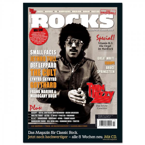 Thin Lizzy-Poster in glänzender Bilderdruckqualität