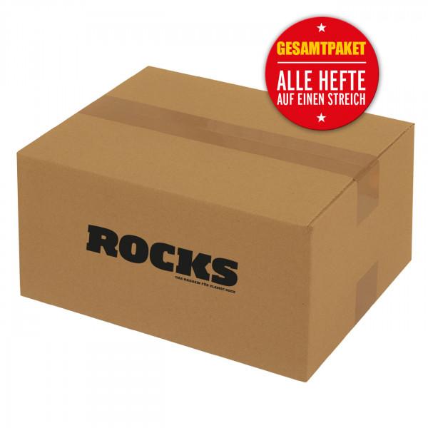 Alle ROCKS-Ausgaben im Paket zum Vorteilspreis!