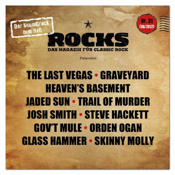 ROCKS-CD Nr. 31 (06/2012)