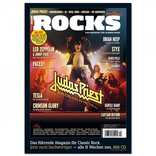 Judas Priest-Poster in glänzender Bilderdruckqualität