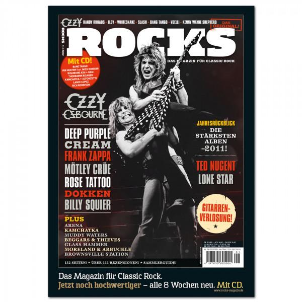 Ozzy Osbourne-Poster in glänzender Bilderdruckqualität