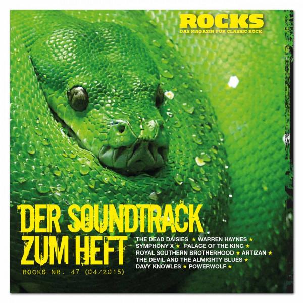 ROCKS-CD Nr. 47 (04/2015)
