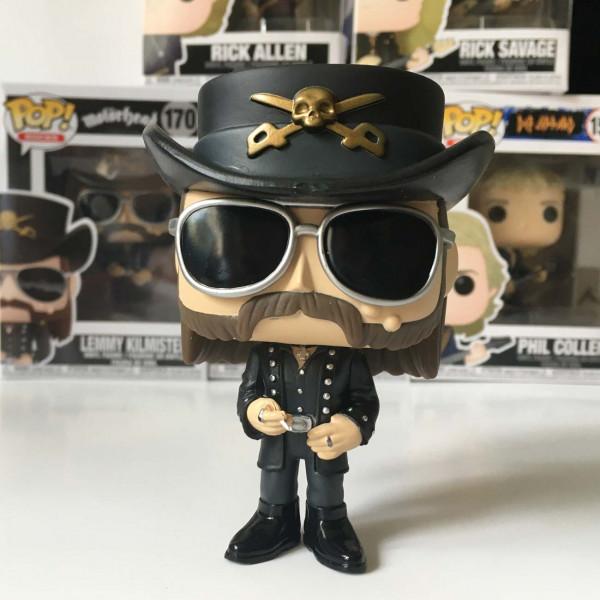 Lemmy Kilmister von Motörhead als Funko-Figur!