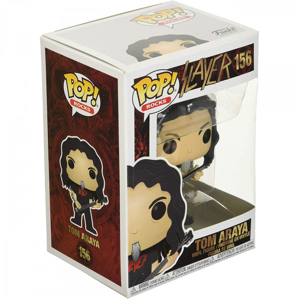 Slayers Tom Araya als Funko Pop-Figur