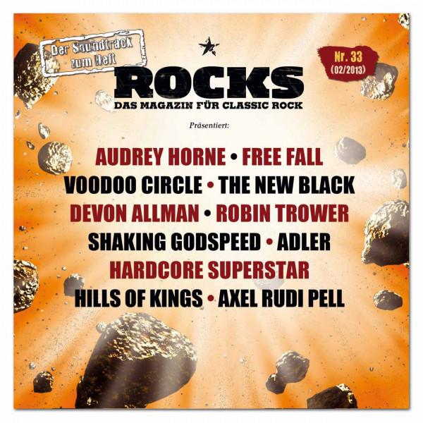 ROCKS-CD Nr. 33 (02/2013)