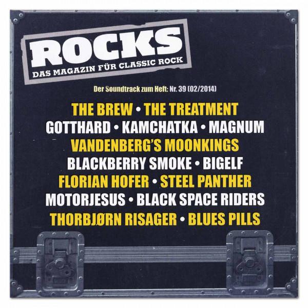 ROCKS-CD Nr. 39 (02/2014)