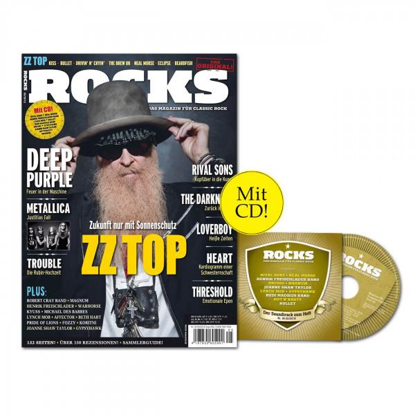 ROCKS Magazin 30 (05/2012) mit CD