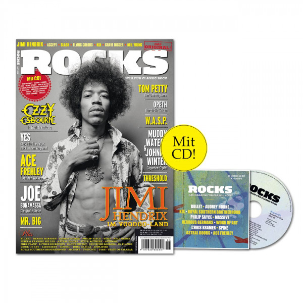 ROCKS Magazin 42 (05/2014) mit CD