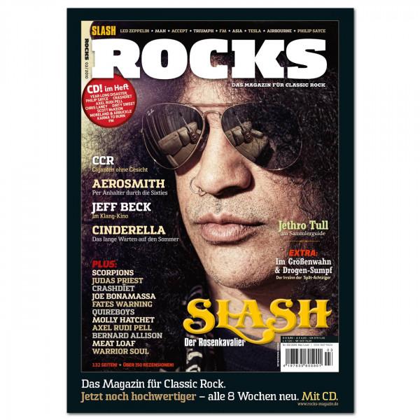 Slash-Poster in glänzender Bilderdruckqualität