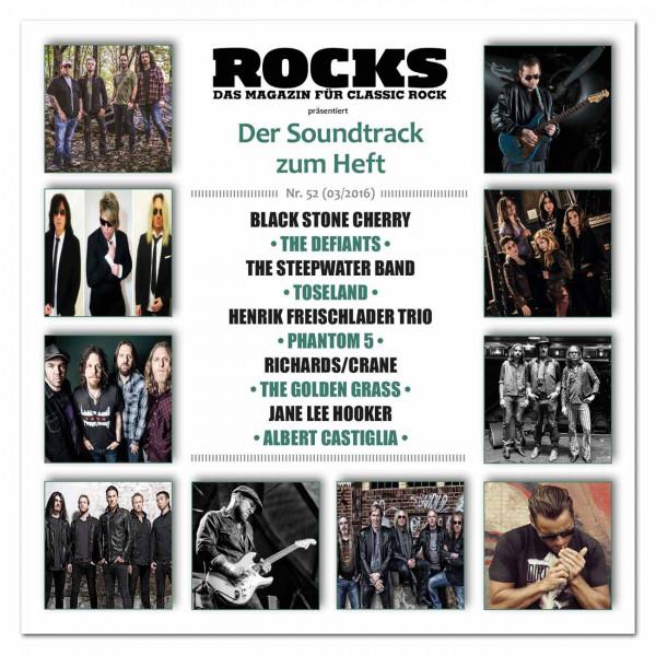 ROCKS-CD Nr. 52 (03/2016)